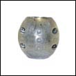 Camp X-60 Shaft Zinc Anode - 60mm (X60)
