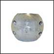 Camp X-65 Shaft Zinc Anode - 65mm (X65)