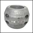 Martyr X-65AL Shaft Aluminum Anode - 65mm