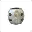 """Reliance X-6H Shaft Zinc Anode - 1-3/8"""" Heavy (X6H)"""