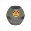 "Martyr X-6M Shaft Magnesium Anode - 1-3/8"" (X6M)"