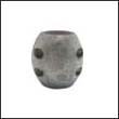 "Camp X-7 Shaft Zinc Anode - 1-1/2"" (X7)"