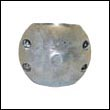 Camp X-70 Shaft Zinc Anode - 70mm (X70)