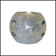 Camp X-75 Shaft Zinc Anode - 75mm (X75)