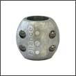 """Reliance X-7H Shaft Zinc Anode - 1-1/2"""" Heavy (X7H)"""