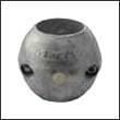 """Martyr X-8 Shaft Aluminum Anode - 1-3/4"""" (X8AL)"""