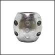 "Reliance X-8H Shaft Zinc Anode - 1-3/4"" Heavy (X8H)"