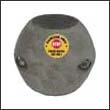 "Martyr X-8M Shaft Magnesium Anode - 1-3/4"" (X8M)"