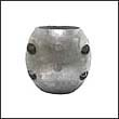 "Camp X-9 Shaft Zinc Anode - 2"" (X9)"