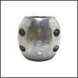 """Reliance X-9H Shaft Zinc Anode - 2"""" Heavy (X9H)"""
