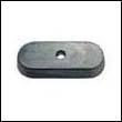 68T-45251-00 Yamaha 6-9.9 HP Outboard Zinc Anode