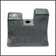 6AW-45373-00 Yamaha Outboard Aluminum Anode