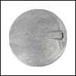 6CE-45373-00 Flat Trim Tab Aluminum Anode