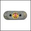 6E0-45251-11M Yamaha Outboard Small Bar Magnesium Anode