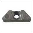 6E5-11325-00 Yamaha Outboard Internal Zinc Anode