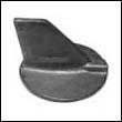 6E5-45371-01 Yamaha 90-200 HP Outboard Trim Tab Zinc Anode