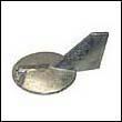 6K1-45371-02 Yamaha 150-200 HP Outboard Trim Tab Zinc Anode (LH)