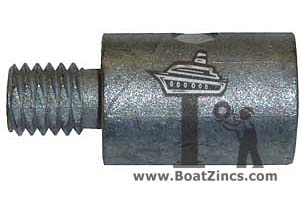 3217307021-01 Zinc Anode for ZF Transmissions (Zinc Only)