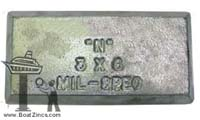 ZPNW-N Zinc Plate with No Bonding Wire
