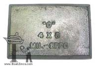 ZPNW-O Zinc Plate with No Bonding Wire