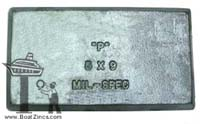 ZPNW-P Zinc Plate with No Bonding Wire