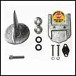 Alpha One Magnesium Anode Kit