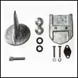 Alpha One Zinc Anode Kit