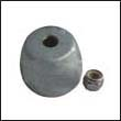 Zinc Anode for Autostream S1 and S2 Propellers