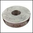 BD-25AL Beneteau Donut Collar Aluminum Anode - 25mm