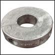 BD-30AL Beneteau Donut Collar Aluminum Anode - 30mm