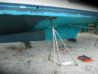 Bottom paint protects your boat from fouling.