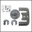 Bravo II & III Zinc Anode Kit