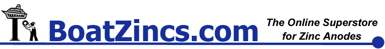 BoatZincs.com, The Online Superstore for Zinc Anodes