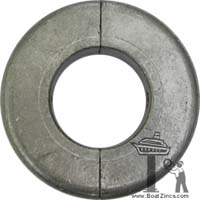 Donut Collar Zinc Anode Product Specifications
