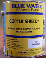 COPPER SHIELD 45 - Regatta Red, Gallon