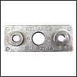 1274A-AL Aluminum Anode for Fernstrum Keel Coolers