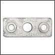 2624A-AL Aluminum Anode for Fernstrum Keel Coolers