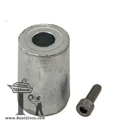 Zinc Anode for 40mm Ferretti Propeller Shafts