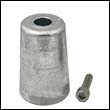 Ferretti Propeller Zinc Anode - 55mm