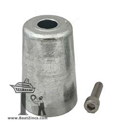 Ferretti Propeller Zinc Anode for 55, 60 & 70mm Propeller Shafts