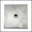 H1B6 Heat Exchanger Zinc Anode (ZEP-6)