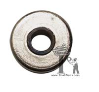 ZEP-2B Heat Exchanger Zinc Anode (H2B2)