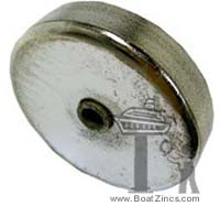 ZEP-4B-3/8 Heat Exchanger Zinc Anode 3/8
