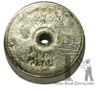 ZEP-5B Heat Exchanger Zinc Anode (H2B5)