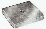 Heat Exchange Anodes - Square, Style 1