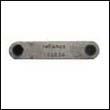 104634AL Hamilton Jet Bar Aluminum Anode