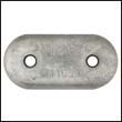 203130 Hamilton Jet Bar Aluminum Anode (111059AL)