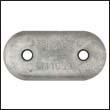 HJ-203130 Hamilton Jet Bar Aluminum Anode (HJ-111059AL)
