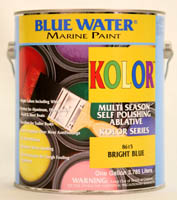 KOLOR™ BRIGHT COLOR BOTTOM PAINT