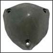 100mm Max Prop Zinc Anode (100M)